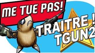 ME TUE PAS !! ♦ LE TRAITRE DE TAUPE GUN 2 EP3 ♦ SKYYART ça part en couille !