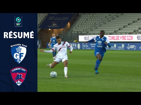 Grenoble Clermont Goals And Highlights