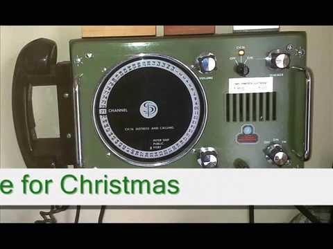 Sailor VHF Radio