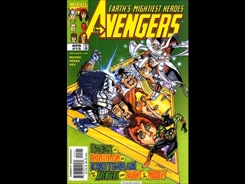 "The Avengers: Vol 3 # 015 ""The Three Fold Path"""