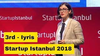 iyris - Startup Istanbul Finals 2018