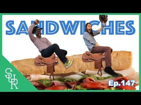 Sandwiches in Japan and North America //  サンドイッチ  // Speak UP Radio [Ep.147]