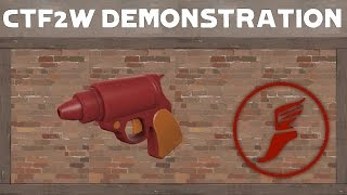 [TF2] Custom Weapon Demonstration: The Condiment Cannon
