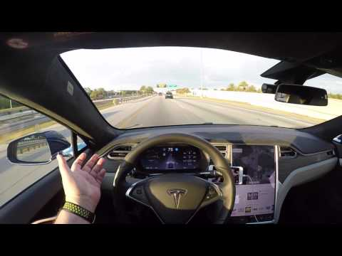Tesla Autopilot Update Version 17.11.3 | 8.1