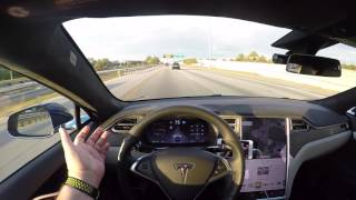Tesla Autopilot Update Version 17.11.3 | 8.1