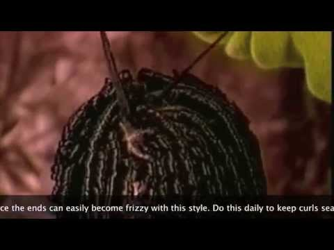 transitioning-(relaxed)-hair-curly-afro-flex-rod-roller-setting-tutorial