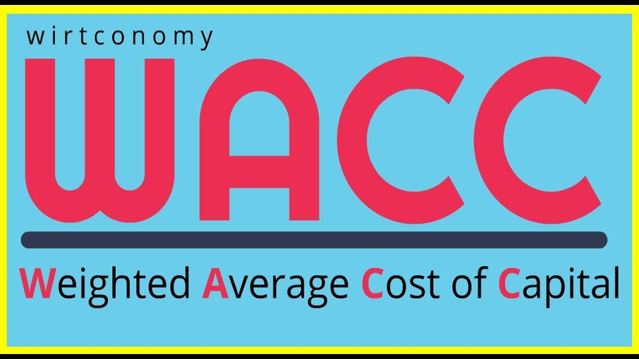 WACC   einfach erklärt   Beispiel und Berechnung   wirtconomy