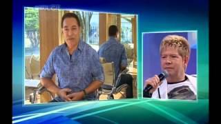 Raul Gil (14/06/14) - Roberto Leal participa do quadro ´Homenagens´ - Parte 1