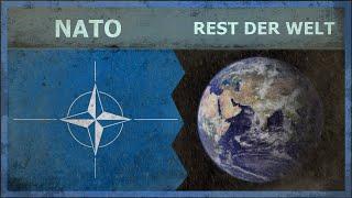 NATO vs REST DER WELT ✪ Armee Ranking ✪ 2018 (VERGLEICH)
