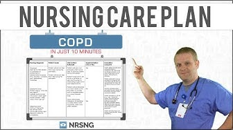 COPD Nursing Care Plan Tutorial