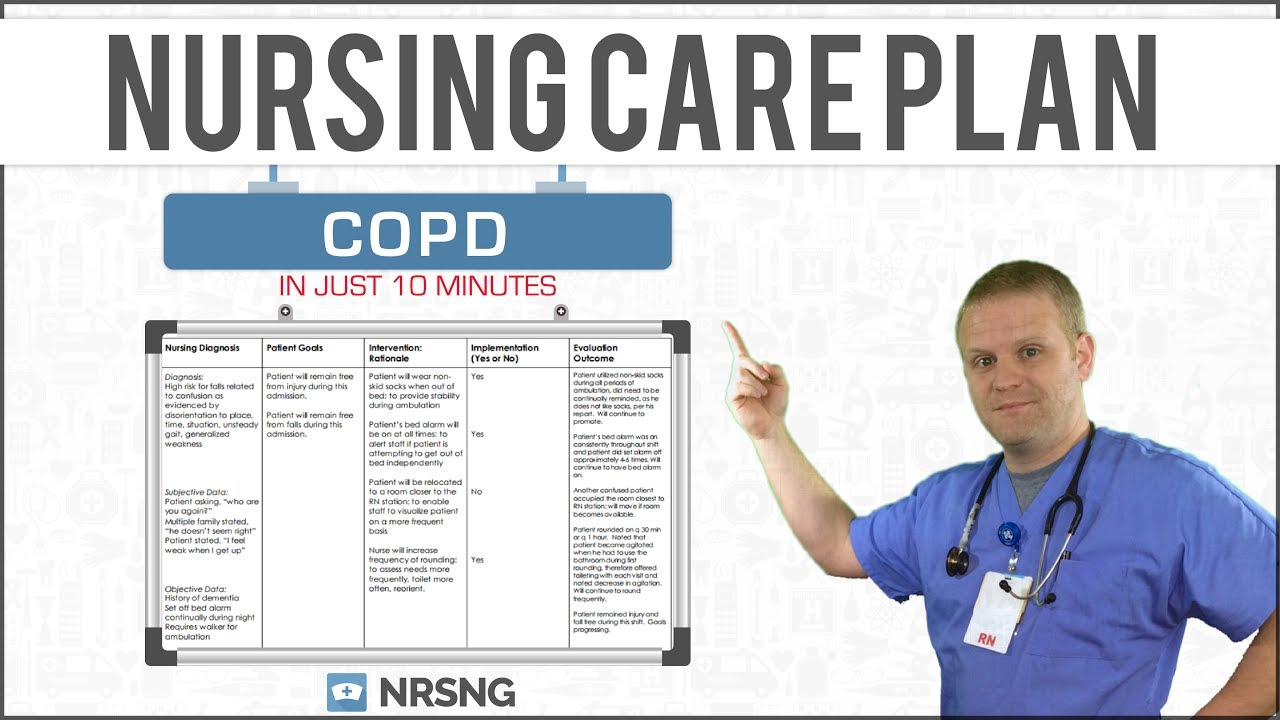 Copd Pneumonia And Sepsis - Kronis n