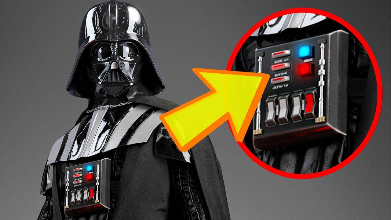 Curiosidades Del Traje De Darth Vader Que Quizás No