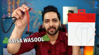 Oneplus Bullets Wireless Z Bass Edition🎧 - Unboxing & Hands On 💪| What's New🔊??