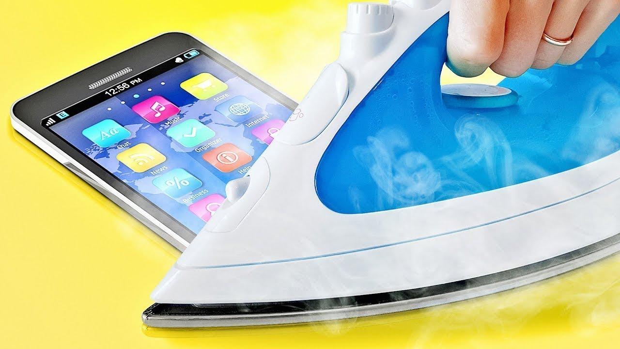 18 حيلة جنونيّة للهاتف لتُحدث بها هاتفك
