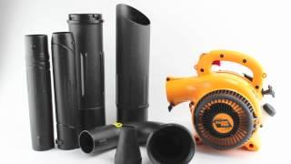 Poulan Pro Leaf Blower/Vacuum | BVM200VS