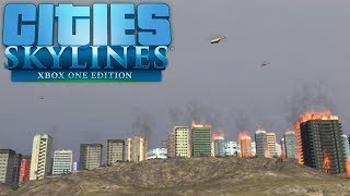 """Cities Skylines LIVE! (Xbox One, PS4) """"Natural Disasters DLC is here!"""""""