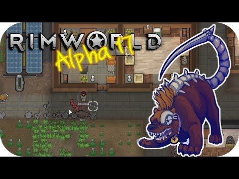 Rimworld Alpha 17 – 14. Vengeance! - Let's Play Rimworld Gameplay
