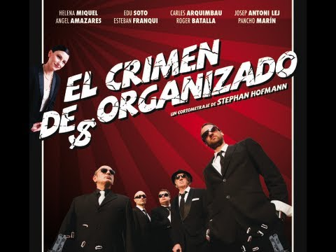 Trailer cortometraje EL CRIMEN DESORGANIZADO de Stephan Hofmann