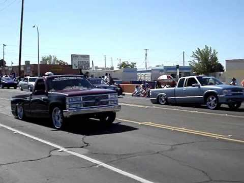 Low Rider Cars and Trucks at The Whole Enchilada Fiesta ... Lowrider Cars And Trucks
