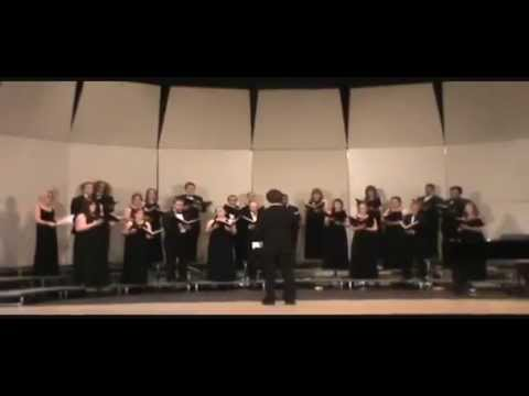 Ubi Caritas by Patrick Rooney (Performed at Fossil Ridge High School)