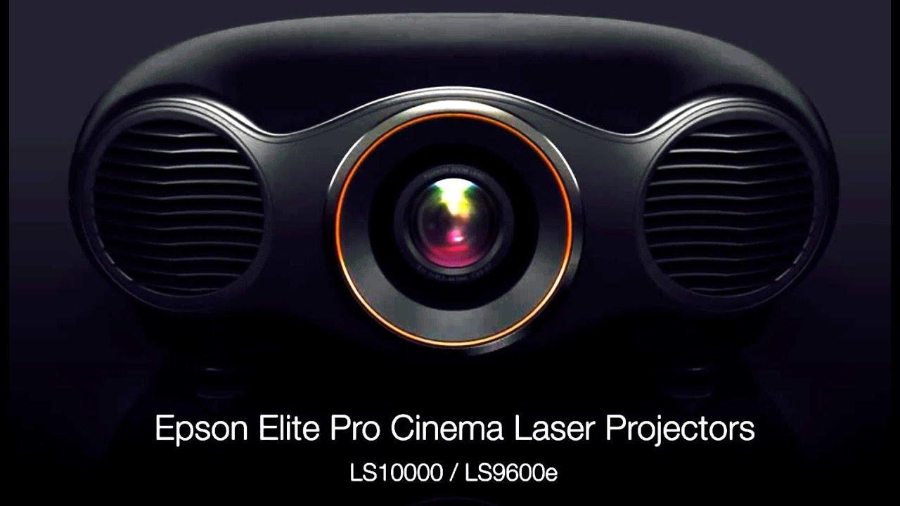 Epson LS Laser Projector LS9600e LS