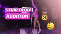 STRIP CLUB AUDITION!!💰💃🏻