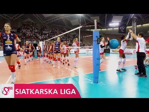 Czwartek z LSK: ŁKS Commercecon Łódź - Grot Budowlani Łódź 3:0