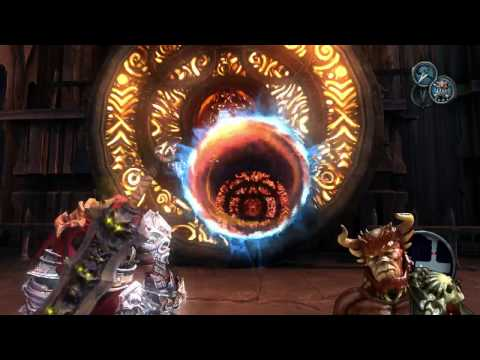 Darksiders - The Black Throne, The Third Guardian #28