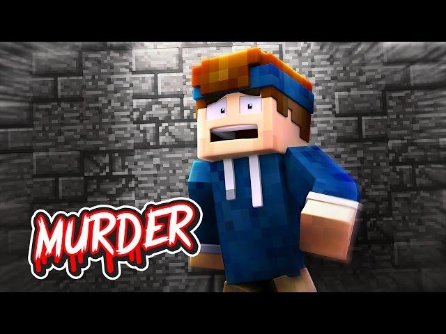 BITTE TÖTE MICH NICHT!!   Minecraft Murder