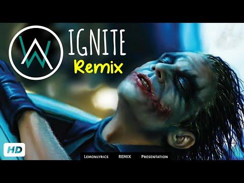 Joker - Alan walker IGNITE Song_Remix | Joker Song | Heathledger | Dark Knight |Ft. Alanwalker