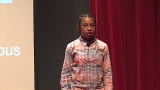 You Don't Have to be Popular to Have Good Friends   Alani Ferguson   TEDxYouth@Columbus
