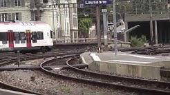 Gare de Lausanne (2) - SBB CFF FFS