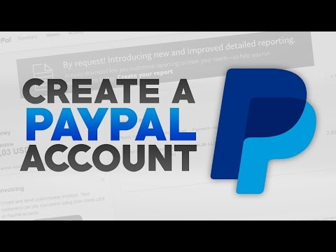 How To Create Personal PayPal Account!