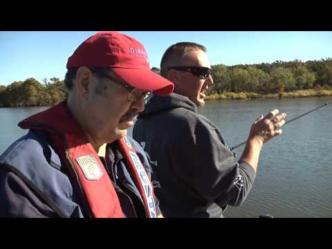Fort Gibson Lake Bass Fishing