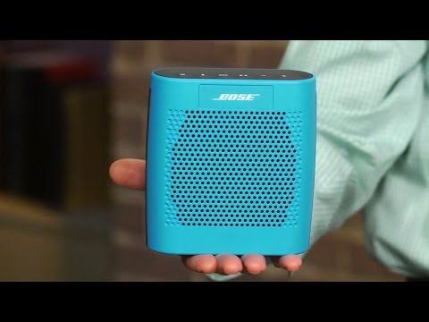 Bose SoundLink Color: A compact and affordable Bluetooth speaker
