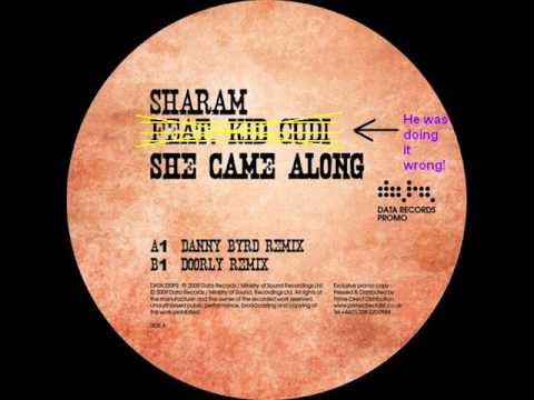 Sharam - She Came Along WITHOUT KID CUDI RARE !!!! Ecstasy of Ibiza mix