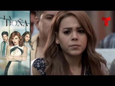 La Doña   Capítulo 11   Telemundo