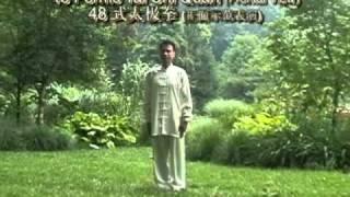 World Champion Sitan Chen Tai Chi Quan & Sword Performance DVD Sample