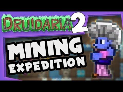 Terraria Season 2 #88 - We Go On A Mining Expedition
