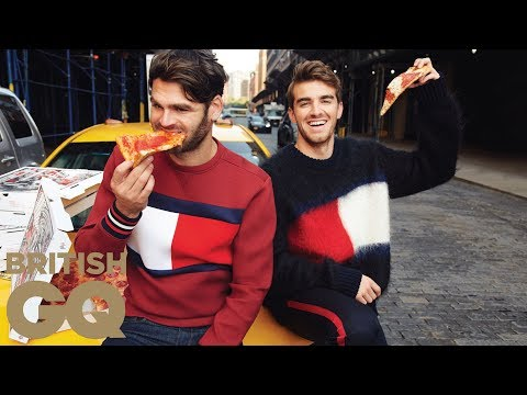 The Chainsmokers Play 'Would You Rather?' | British GQ
