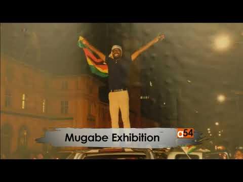 Zimbabwe Mugabe Exhibition