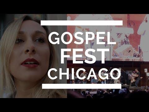 Gospel Fest - Millennium Park - Jonathan McReynolds and Travis Greene Concert