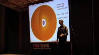 The End of the World As We Know It: Dr. Robert Harmon at TEDxOWU