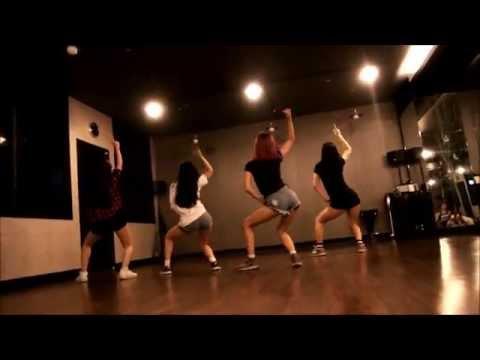 Cherry Bomb-Kylie Minogue | Choreography By Darlene Lee | Jazz Funk Street Jazz