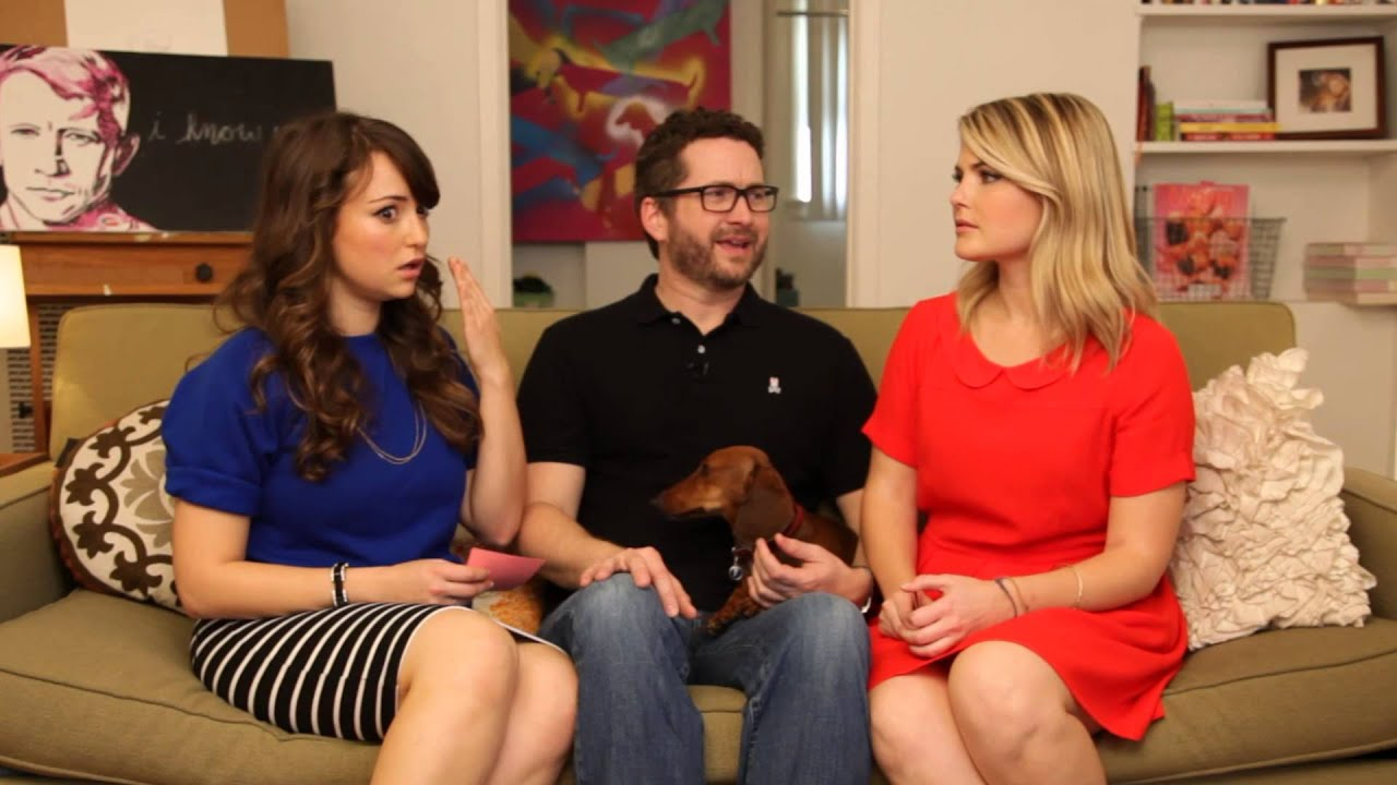 Burnie Burns @ Let's Talk About Something More Interesting