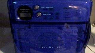 Sharp Half Pint Microwave Oven for sale on eBay