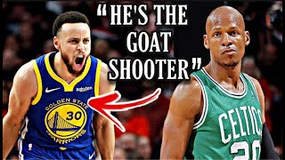 What NBA Players Think Of Steph Curry