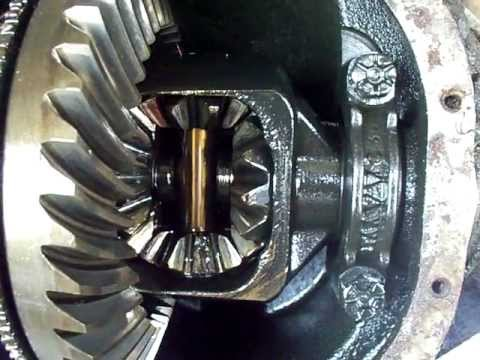 Ford 8 8 Differential Part 1 Youtube