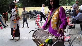 Punjabi Bagpipe Folk Dance