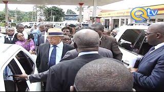Jopo la kumchunguza Jaji Tunoi latembelea kituo cha petroli anapodaiwa kupokea hongo